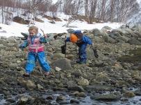 Sea treasure hunting