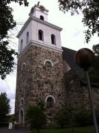 Cool Rauma Cathedral